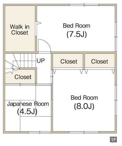 1階プライベートフロア。地下階に似た雰囲気がホテルのような高級感を演出|3階玄関の家